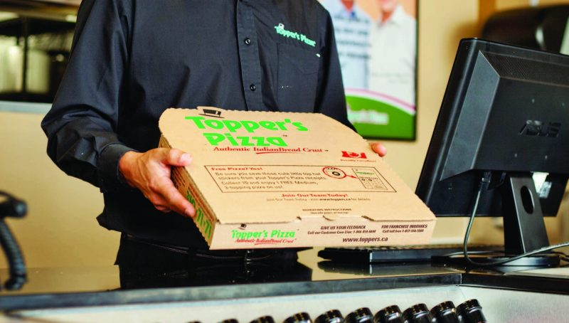Canadian Franchise Association's Military Veterans Program Enrols Topper's Pizza