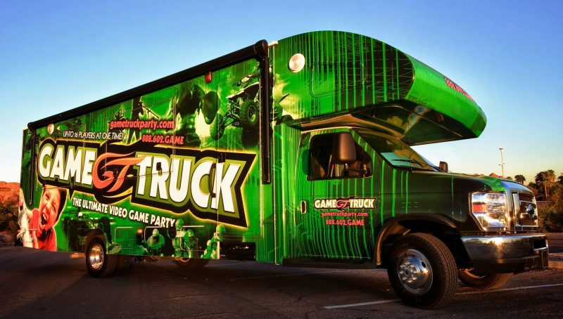 The Driving Force Behind America's Premiere Mobile Entertainment Franchise, GameTruck!
