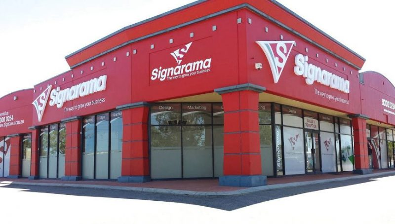 Signarama Canada Shows Off a New Sign of Its Own