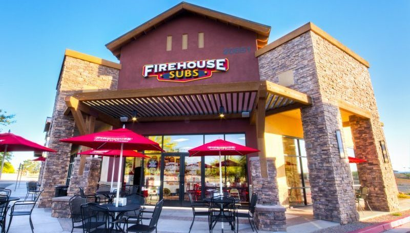 Firehouse Subs Store franchise