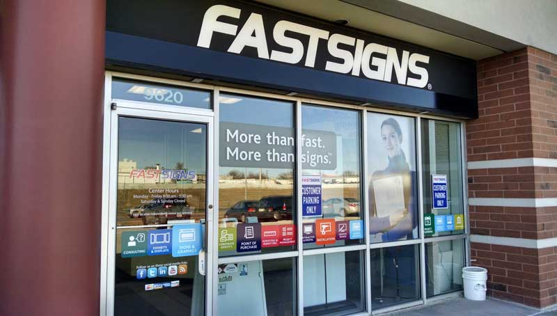 FASTSIGNS International Inc., Receives Special 6-Year Franchisees' Choice Designation by Canadian Franchise Association