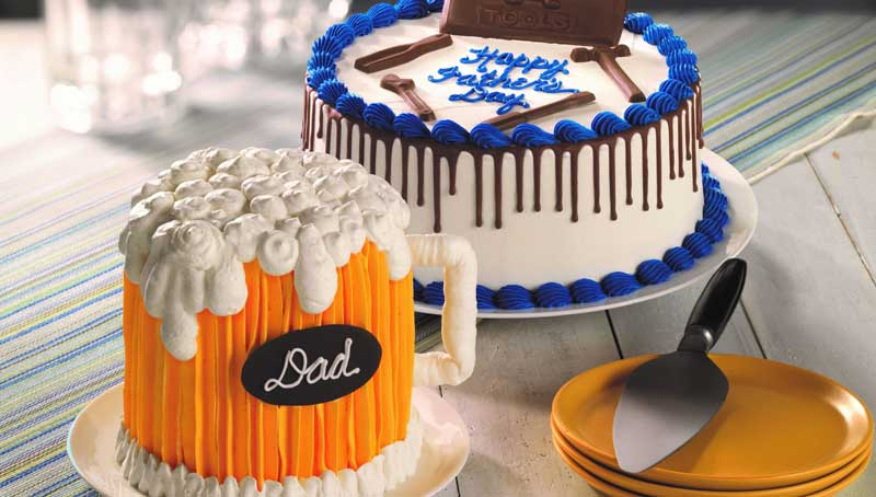 Tremendous Baskin Robbins Canada Introduces New Line Of Cakes Sure To Please Birthday Cards Printable Giouspongecafe Filternl