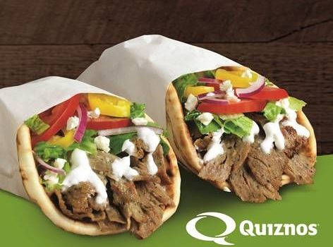 "QUIZNOS TURNS TO TWITTER TO DETERMINE HOW MOST CANADIANS PRONOUNCE ""GYRO"" AHEAD OF ONE-DAY $1 SANDWICH PROMOTION ON OCT. 17"