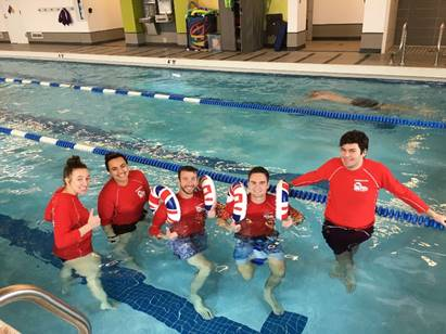 BRITISH SWIM SCHOOL IS ON THE MOVE TO CANADA