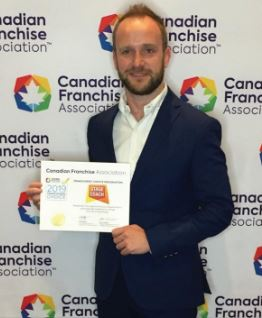 Stagecoach celebrate success in Canada with national award win and expansion