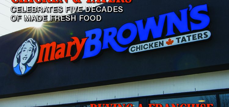 Canadian Chicken Franchise Celebrates Five Decades of Made Fresh Food
