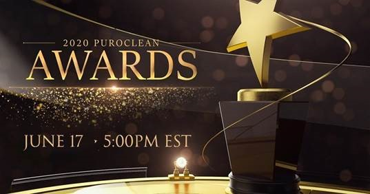 TOP FRANCHISE OWNERS HONORED DURING FIRST-EVER VIRTUAL PUROCLEAN AWARDS CELEBRATION